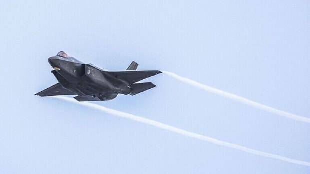 سرنگونی یک جنگنده «اف 35» پیشرفته آمریکا