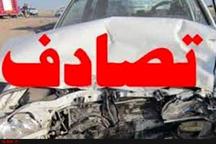 3 کشته در تصادف تریلی و پژو در محور ایلام -سرابله