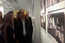 نمایشگاه عکس همکاری سازمان ملل و ایران در کردستان گشایش یافت