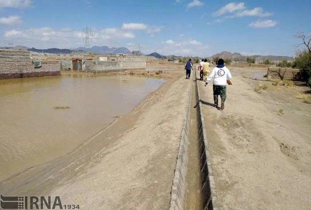 124 روستای سیستان و بلوچستان همچنان درگیر پیامد سیلاب هستند