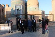 ۵۱ پروژه میراث فرهنگی در اردبیل اجرا میشود