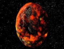 عمر 200 میلیون ساله اقیانوس ماگما بر ماه
