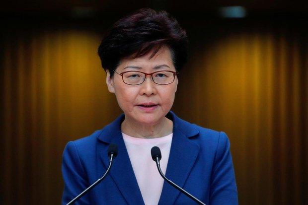 رهبر هنگ کنگ از مسلمانان عذرخواهی کرد