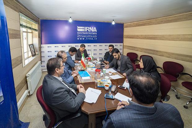 میزگرد 'واکاوی ارتباط صنعت و دانشگاه' در ایرنا شهرکرد برگزار شد