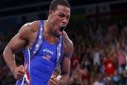 جردن باروز المپیک را از دست داد