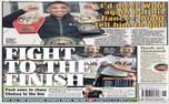 روزنامههای ورزشی خارجی اول ماه می