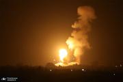 پاسخ مقاومت در نوار غزه به خشونتهای رژیم صهیونیستی