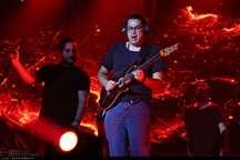 کنسرت موسیقی در همدان؛ کوه یخی که ذوب شد