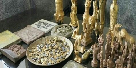استرداد آثار باستانی به ایران
