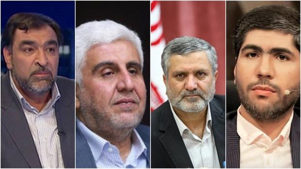 فرهاد رهبر، عادل آذر، صولت مرتضوی و میثم لطیفی هم عضو دولت رئیسی شدند + سوابق