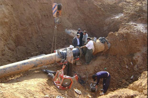 اقدامات موثر برای تامین آب پایدار در روستاهای اراک انجام شد