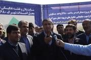 آغاز ساخت ۷۶۱۲ واحد مسکونی در خوزستان