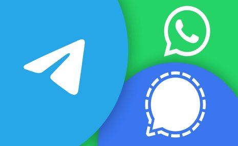 خروج کاربران از واتس آپ، بزرگترین کوچ تاریخ در دنیای دیجیتال؟ / رهبران سیاسی که واتس آپ را ترک کردند؟ /  تلگرام از آب گل آلود ماهی می گیرد!