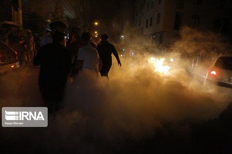 مجازات سنگین برای متخلفان چهارشنبه سوری