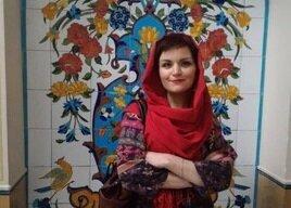 این زن لهستانی به فارسی شعر می گوید