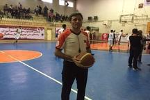 داور مهابادی برای قضاوت لیگ برتر بسکتبال کشور دعوت شد