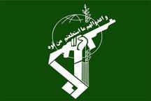 بیانیه سپاه پاسداران در واکنش به حوادث و وقایع اخیر