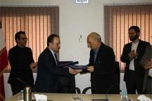 امضای تفاهمنامه شرکت پژوهش و فناوری با هلدینگ خلیج فارس