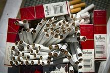 179 میلیون تومان جریمه نقدی برای قاچاق سیگار خارجی