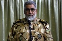 یگان های ارتش هر لحظه آمادگی مقابله با دشمنان را دارند