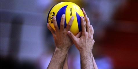 اعلام زمان آغاز  مسابقات والیبال زنان و مردان آسیا
