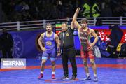 سرمربی تیم ملی کشتی فرنگی ایران:در جام تختی محک خوبی خوردیم