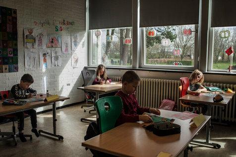 مدارس در کشورهای اروپایی چگونه باز شدند؟