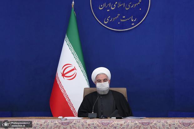 روحانی خطاب به مجلس: به دولت بگویید بارکالله!