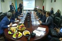 نخستین نمایشگاه اختصاصی ایران در قزاقستان گشایش یافت