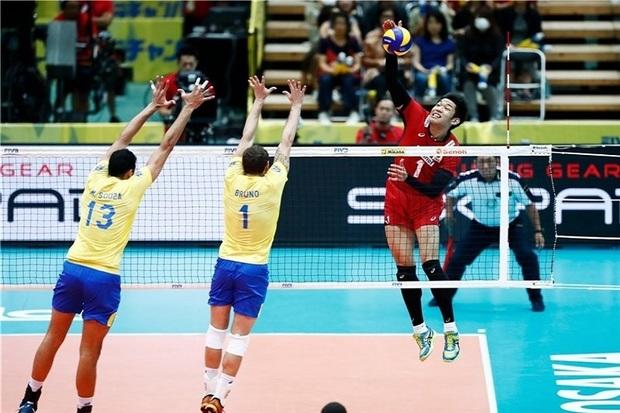رقابت های والیبال دسته دوم کشور در یاسوج پیگیری شد