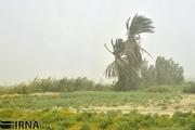 گرد باد در چم هندی هشت نفر را مصدوم کرد