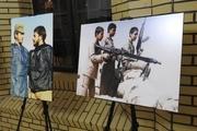 نمایشگاه عکس شهدا و دفاع مقدس در رفسنجان گشایش یافت