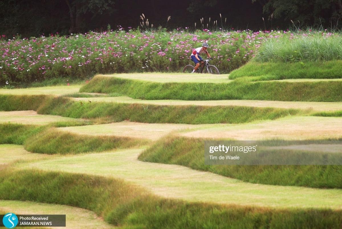 گزارش تصویری| روز چهارم المپیک 2020 توکیو