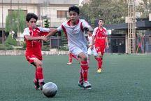 تیم فوتبال نونهالان نوین فولاد یزد لیگ کشور را با پیروزی آغاز کرد