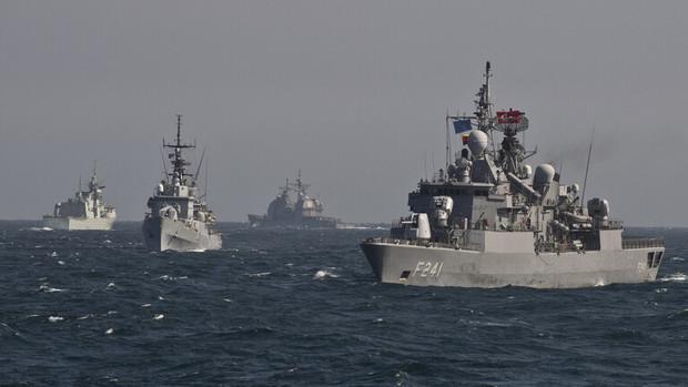 دریای سیاه صحنه رویارویی دوباره روسیه و آمریکا