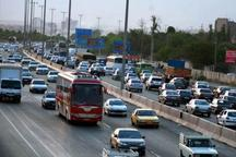 200 میلیون تردد خودرو در جاده های اصفهان ثبت شد