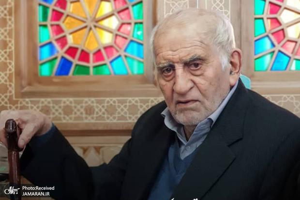 معاون اجرایی ستاد مرکزی بزرگداشت امام خمینی(س) عزادار شد