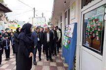 نمایشگاه هنری دانشآموزان کتابخوان آستارا دایر شد