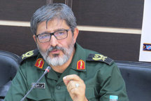 سپاه قزوین با ۲۳۰ پایگاه در حوزه سلامت فعالیت می کند