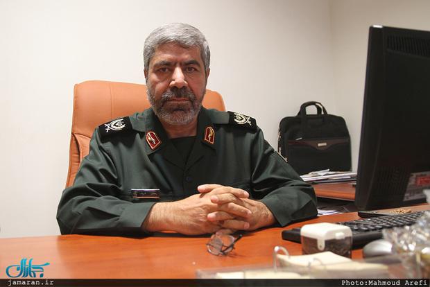 سخنگوی سپاه: آمریکاییها در میدان نبرد علیه ایران کاری از پیش نخواهند برد