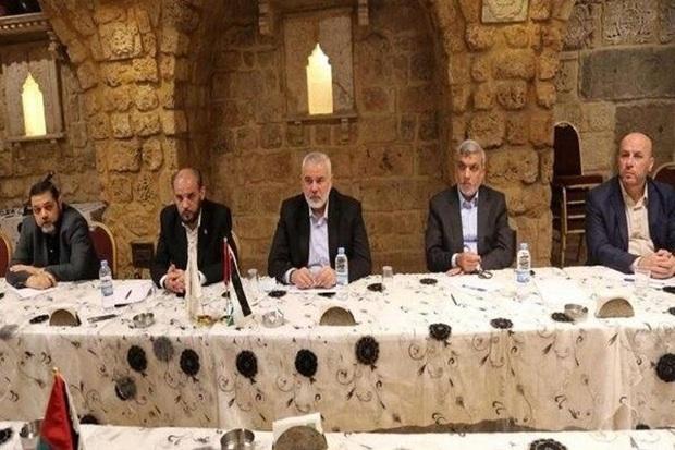 تلاش برای اتحاد بیشتر گروه های فلسطینی ادامه دارد