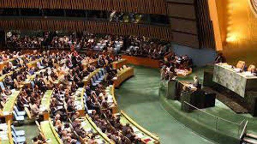 قطعنامه قدس در مجمع عمومی سازمان ملل متحد به تصویب رسید