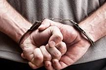 قاتل فراری در ایلام دستگیر شد