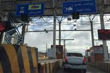 20 کارتخوان برای اخذ عوارض در آزاد راه زنجان - قزوین فعال شد