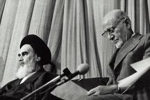 با حکم امام، مهندس بازرگان به نخست وزیری منصوب شد
