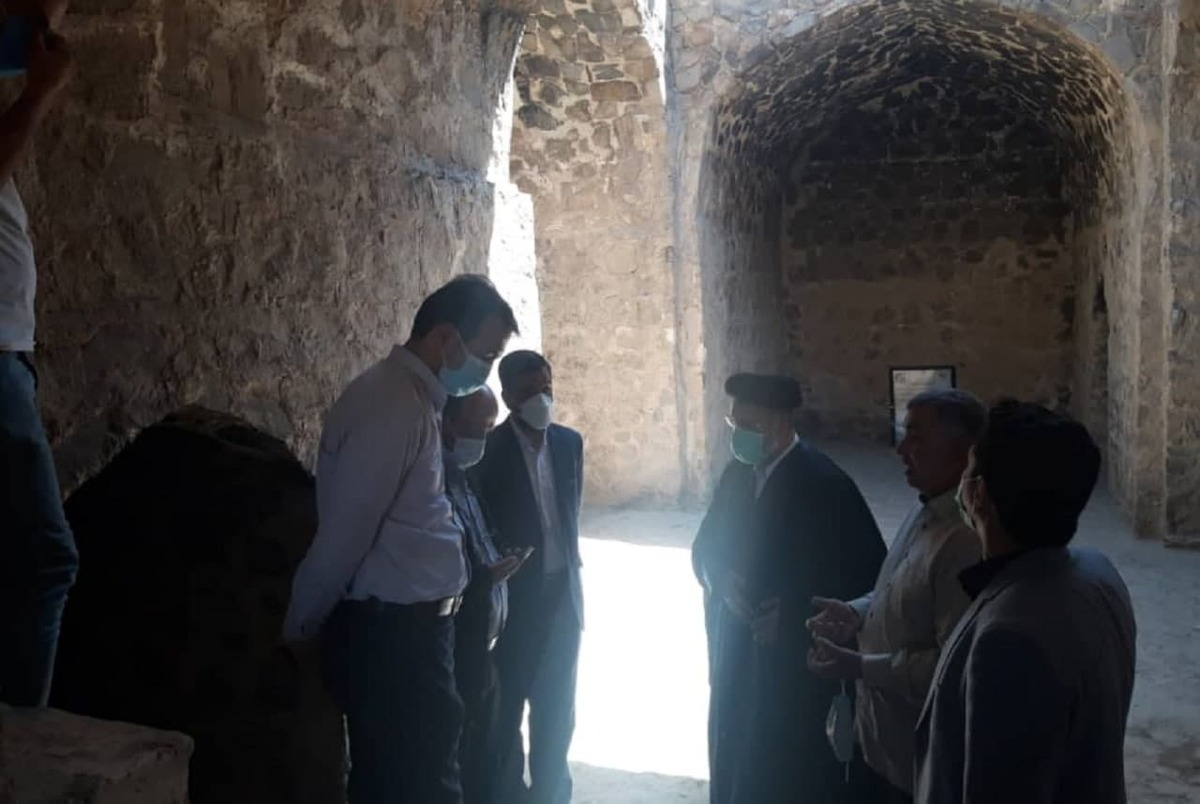 زندان تاریخی هارونالرشید برای بازدید عموم باز است