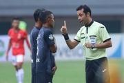 داور اهل چهارمحال و بختیاری مرحله پلیآف فوتبال آسیا را قضاوت میکند