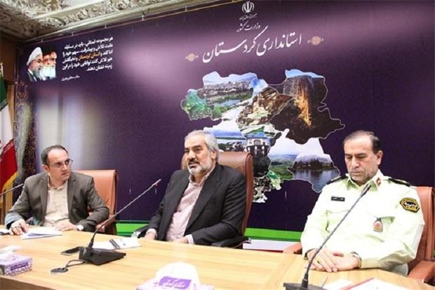 استاندار کردستان: معتاد بهبود یافتە نباید بە چرخە مصرف باز گردد