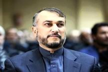 امیرعبداللهیان: تأخیر در اجرای اینستکس بی اعتمادی به اروپا را تقویت کرده است