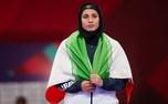 حمیده عباسعلی: با تعویق المپیک خیالم آسوده شد/مصدومیتم رو به بهبود است